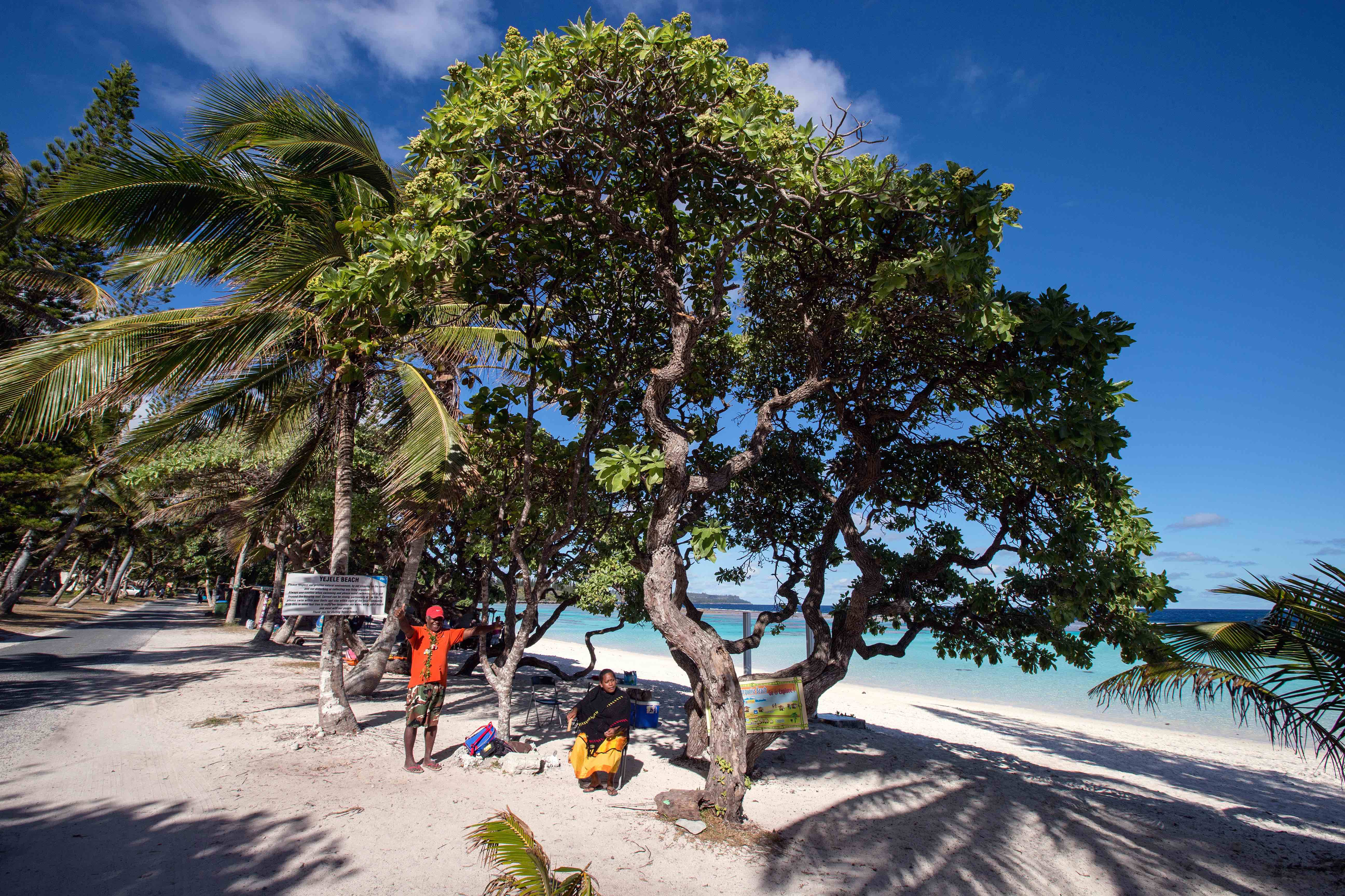 swim-snorkel-yejele-beach-new-caledonia-travelling-with-kids-2