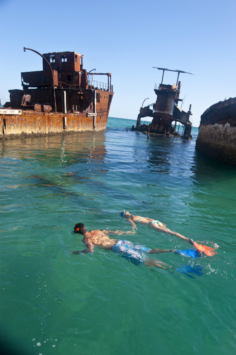 Top 10 Things To Do At Tangalooma On Moreton Island