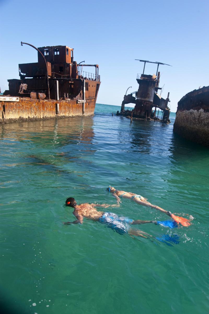 Green Island History Moreton Bay