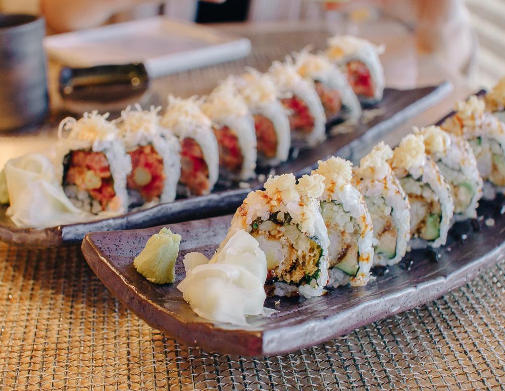 Bonsai Sushi Onboard Carnival Cruise Tips